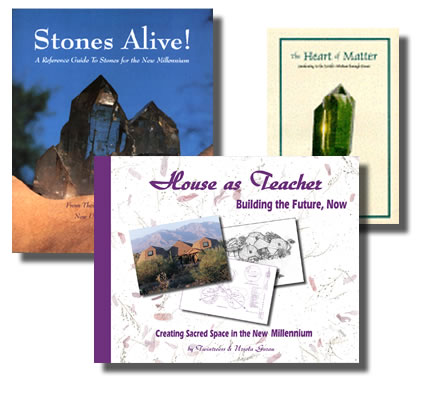 New Age book designs
