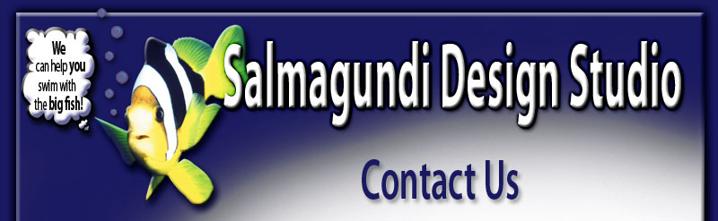 Contact Salmagundi Design Studio