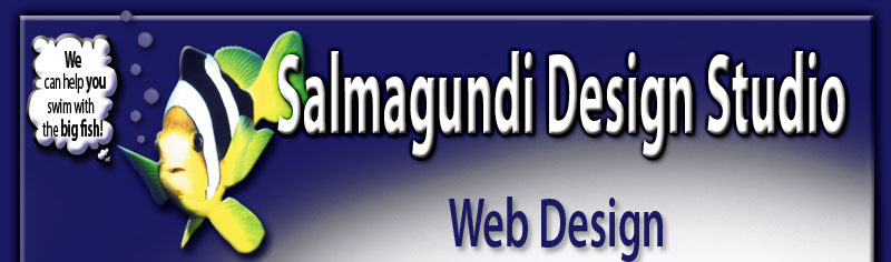 Salmagundi Design Studio does web design